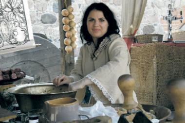 Viduramžių virtuvėje – jokių bulvių
