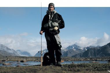 Svajonių žvejybai Grenlandijoje moterys nereikalingos