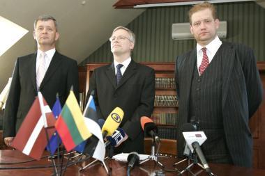 Baltijos šalys gydosi tais pačiais vaistais