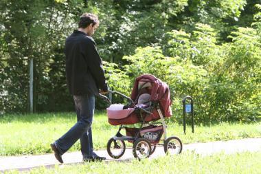 Darbdaviai - prieš tėvystės atostogas