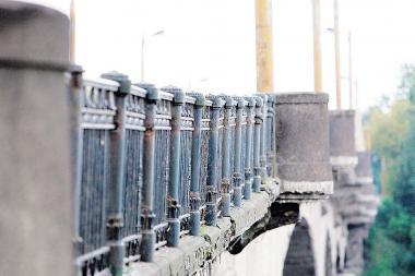 Panemunės tiltą rekonstruos