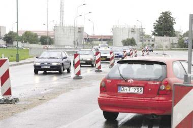 Korupcijos gijos – po asfaltu