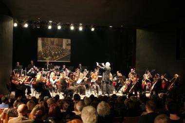 Muzikinis teatras prašo paramos orkestro programoms