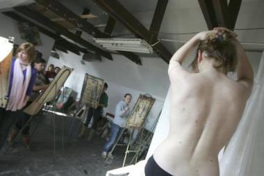 Nuogas kūnas viešai – tabu ar ne visai?