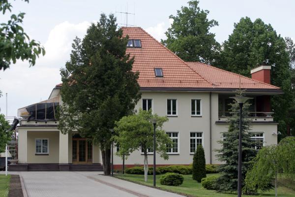 Загородный дом президента Литвы