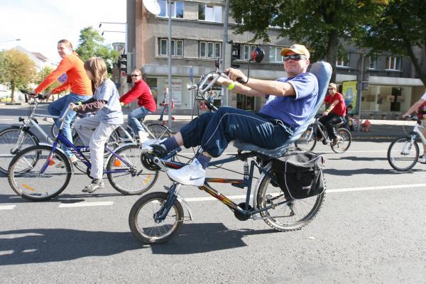 """Į """"Vilties bėgimą"""" ir dviračiais"""
