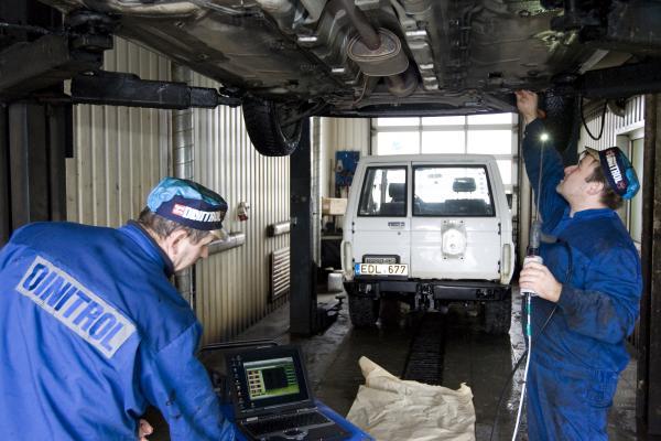 Apsauga nuo automobilių korozijos: ne išlaidos, o investicija