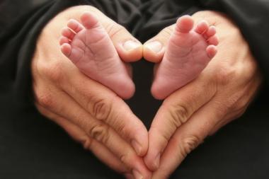 Pernai keturi kūdikiai gimė sirgdami sifiliu