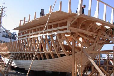Wooden Ship Builders Going Bankrupt