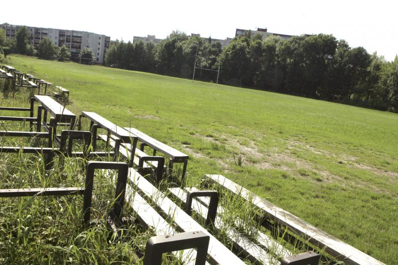 Visuomenei paimti Kauno stadionai tinkamiausi ganykloms