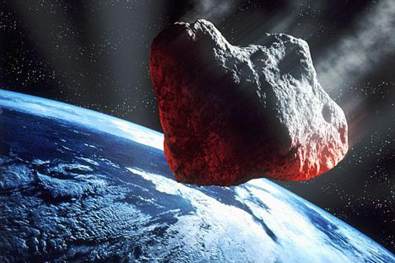 К Земле приближаются астероиды-убийцы