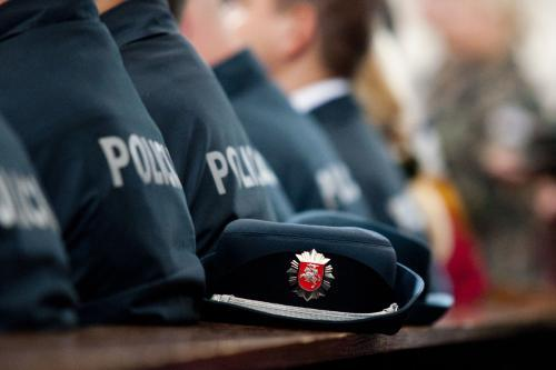 Mažėjant policininkų, mažėja ir nusikalstamumas?