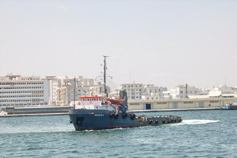 Reviews on Klaipeda from Tunisian port of Sfax