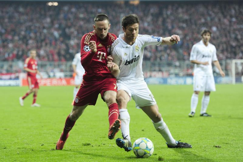 empion lygos apvalga: Real - Bayern