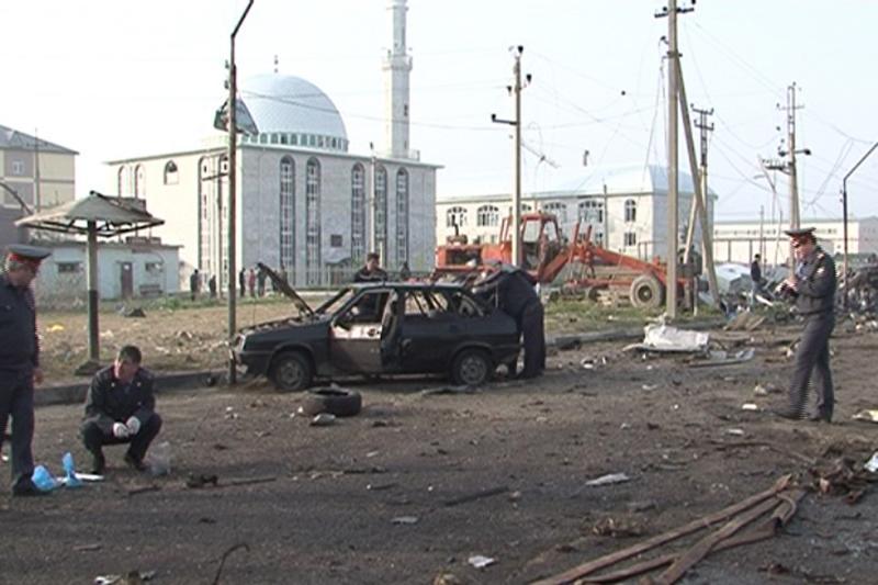 Двойной теракт в Дагестане (ВИДЕО). 04.05.12 1030 По последним