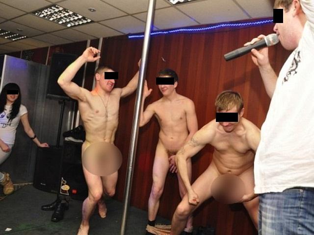 Фото с клубов девушки голые