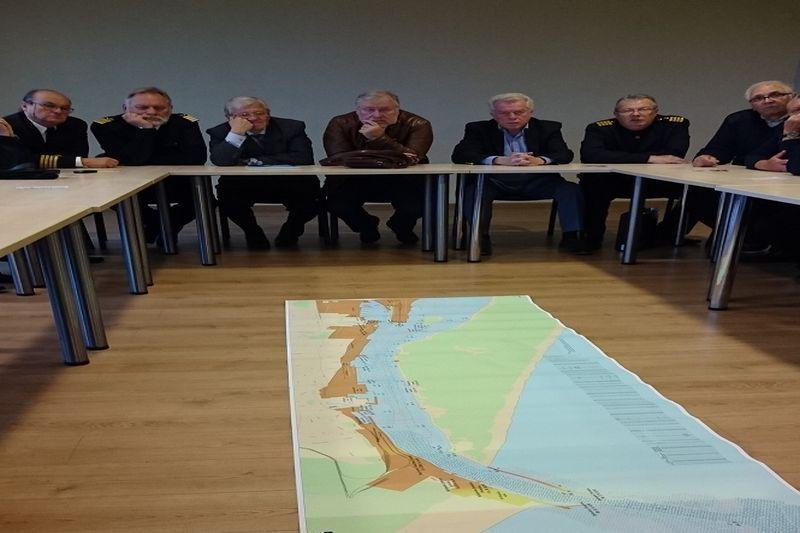 Kapitonai prie Klaipėdos uosto žemėlapio
