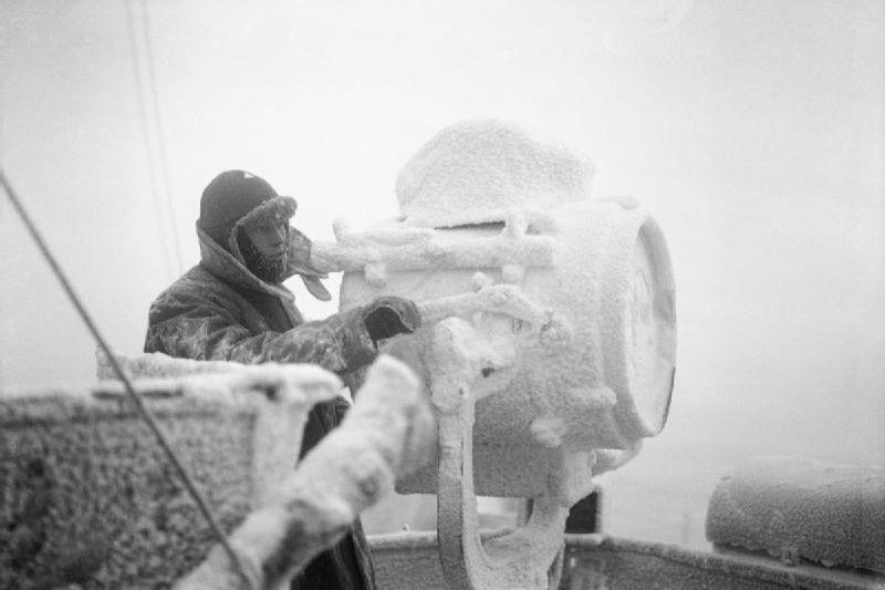 Naujametinis  mūšis   Barenco  jūroje