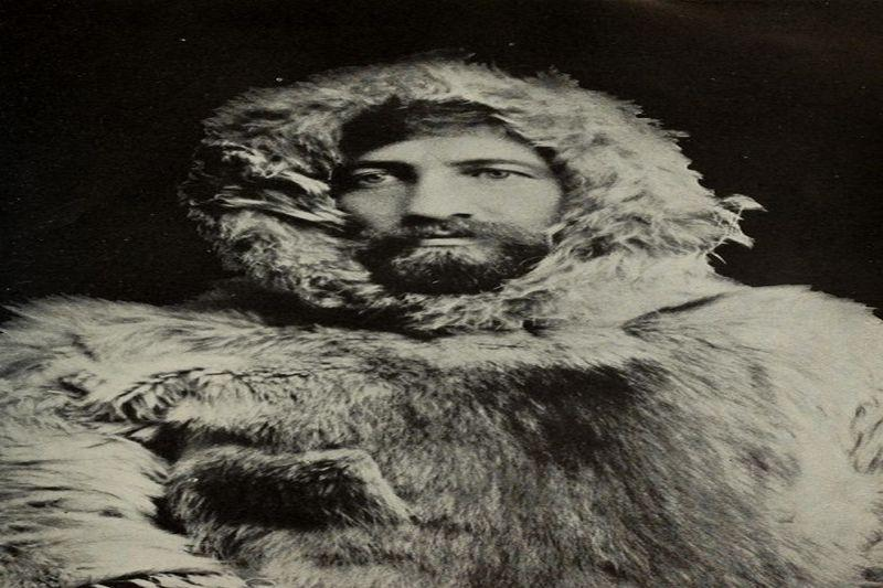 Pavogtas Šiaurės  ašigalio  atradimas