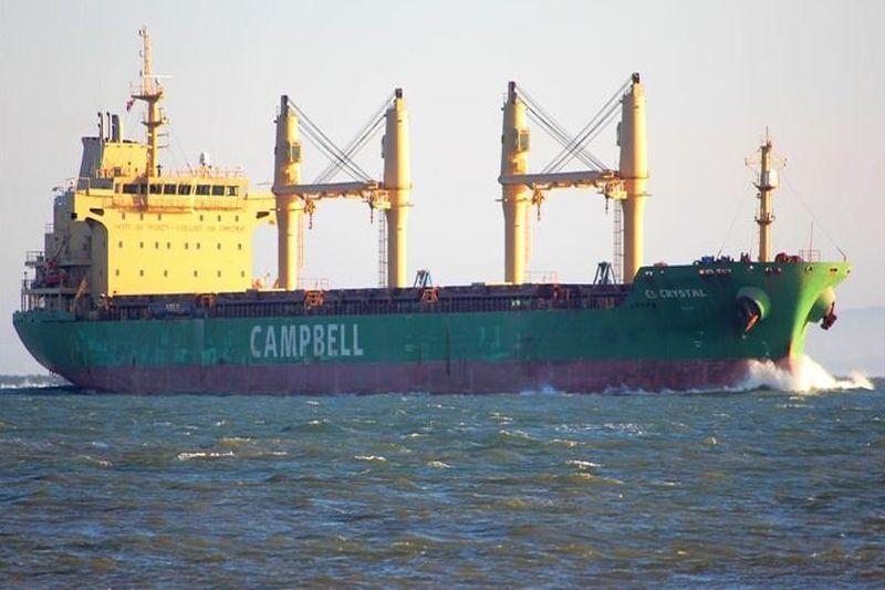Laivo areštas tapo kraštutine priemone