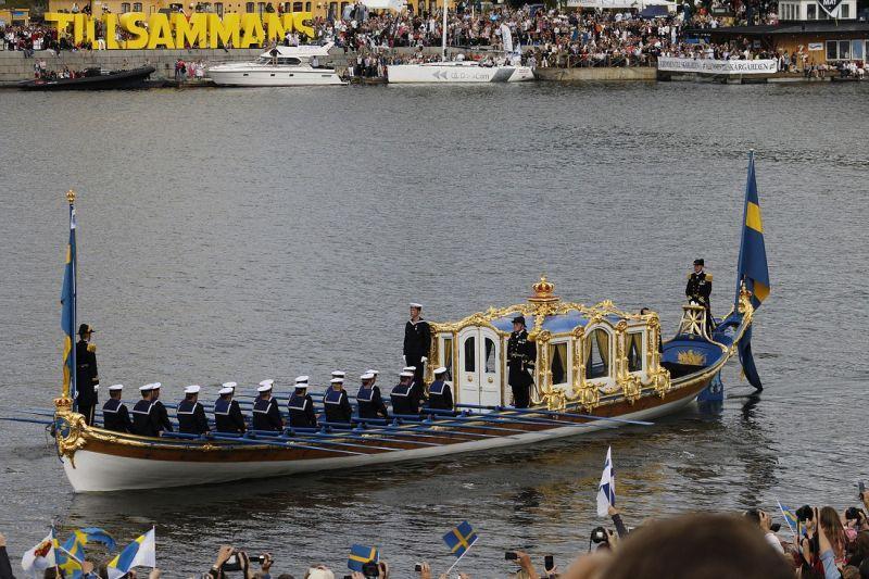 Švedijos      karališkasis    šliupas