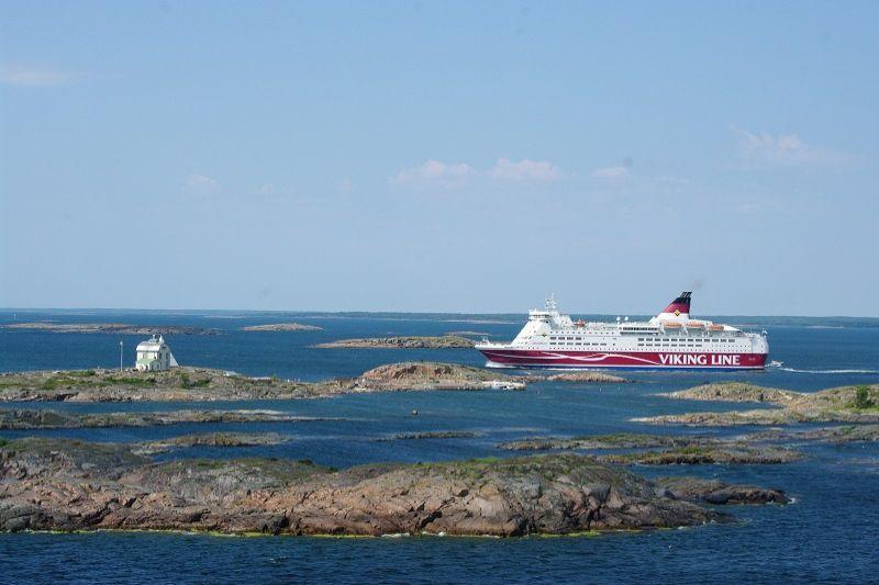 """Prastesni metai kompanijai """"Viking Line"""""""