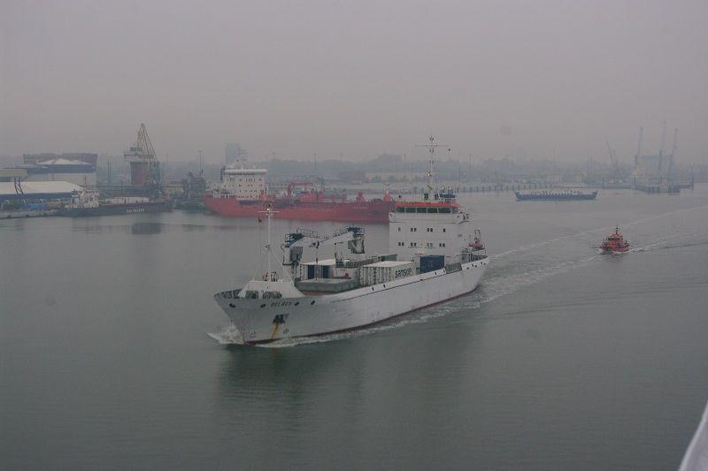 Ekologišką laivybą diegs naujos konvencijos