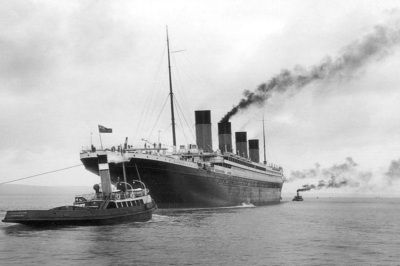 """""""Titaniko"""" pojūčiai jo kopijoje Kinijoje"""