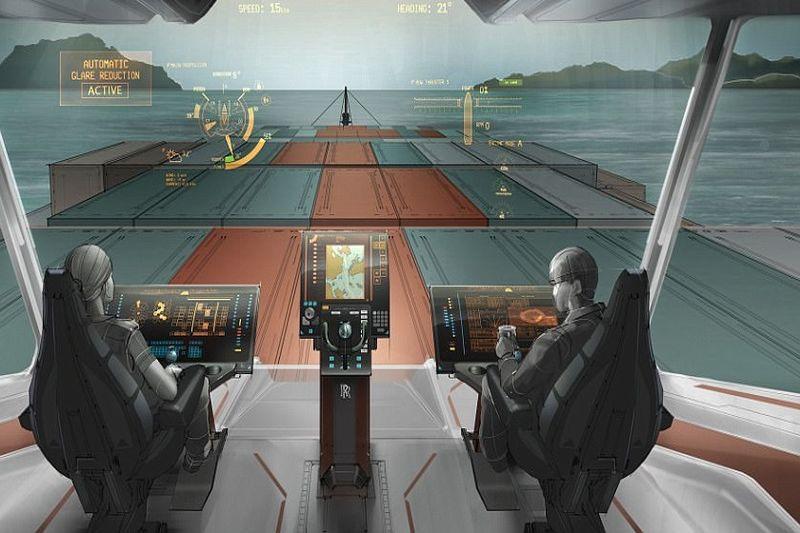 Japonijoje statys autonominius laivus