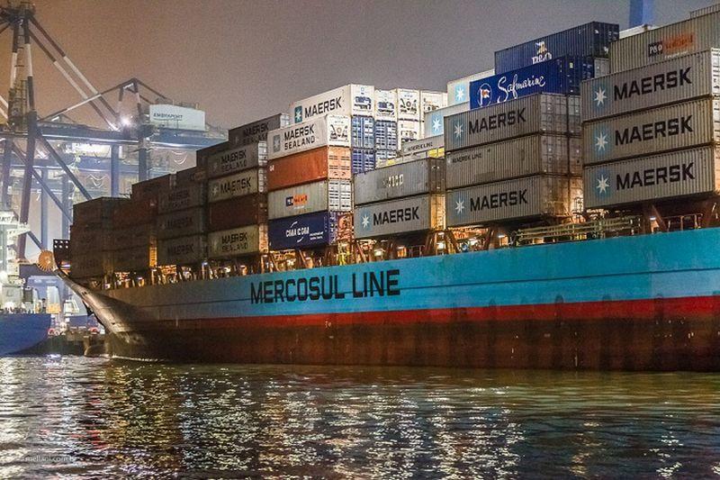 Intensyvėja konteinerinių linijų kompanijų pardavimas