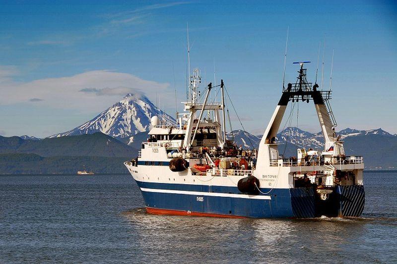 Rusijoje – žvejybos laivų statybų bumas