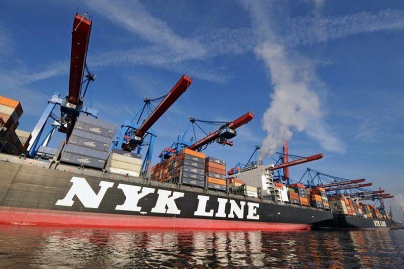 Vienijasi Japonijos laivybos kompanijos