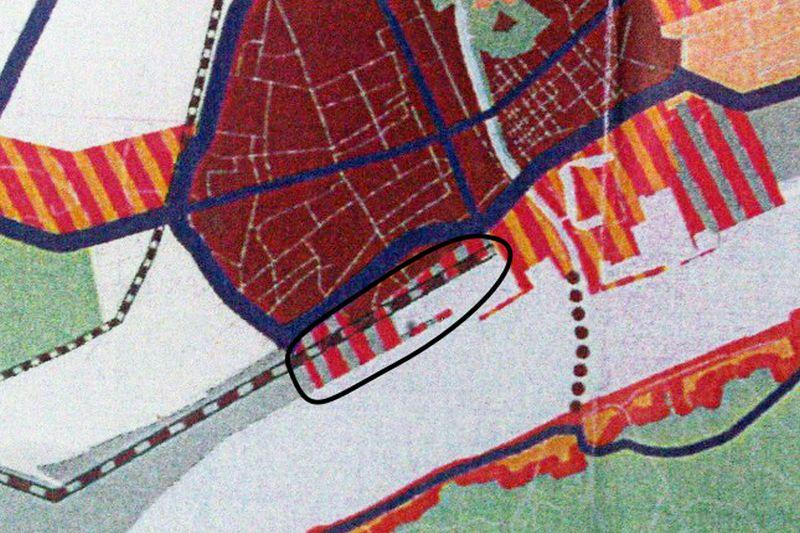 Šiaurinė   dalis  KLASCO  yra  svarbi