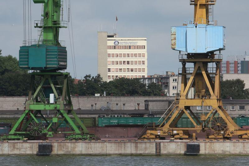 Uosto direkcija rengiasi administravimo pokyčiams