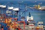 Rusijos uostuose ES  krovinių  mažėjo