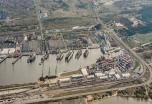 Uoste – planų rengimo ir statybų metas