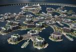 Pasaulyje populiarėja plaukiojantys miestai