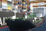 Kuriasi nauji dujų laivuose bunkeruotojai