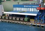 Rekonstruos ir gilins uosto krantines