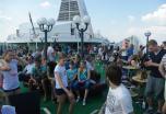Baltijos jūroje intensyvesni keleivių srautai