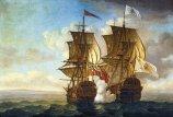 Į    riterius    pakeltas     piratas
