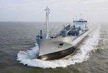 Pirmasis pasaulyje dujinis krovininis laivas