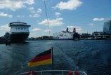 Kylio uostas nepajuto krovinių stygiaus iš Klaipėdos