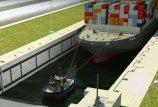 Atnaujintas Panamos kanalas priims gigantus