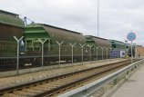 Kroviniai geležinkeliuose susieti su uostu