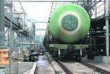 Išaugę Baltarusijos geležinkelių tarifai koreguoja krovinių srautus