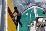 Perėjimai į laivus – pavojingiausi laivybos manevrai