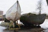 """""""Budžio""""   laivai  –   vėl   benamiai"""