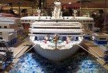 """Tarp """"Lego"""" žaidimų – Panamos kanalas"""