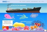 Internetinis puslapis vaikams apie laivus